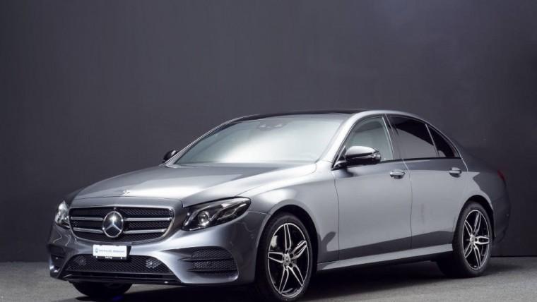 Mercedes-Benz Class E